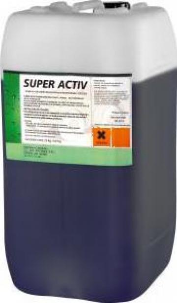 Spuma activa Super Activ (rosu) de la Stil Intermed Srl