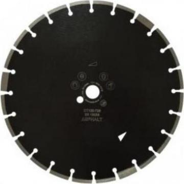 Disc diamantat asfalt laser 350mm de la Criano Exim Srl