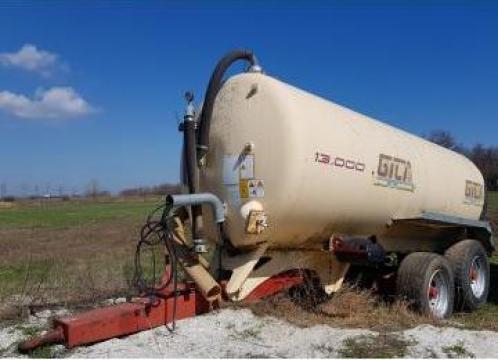 Cisterna de apa Gili 13000 litri de la