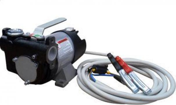 Pompa motorina debit mare 12v Adam PB1 85L/min de la Simba's Group Srl