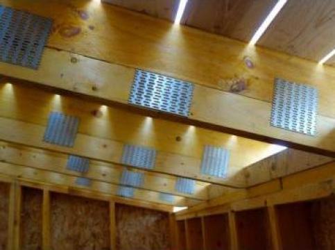 Placute multicui pentru sudura lemnului