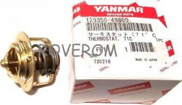 Termostat Yanmar 3TNE74, 3T75, 3T84, Komatsu 3d84 (71*C)