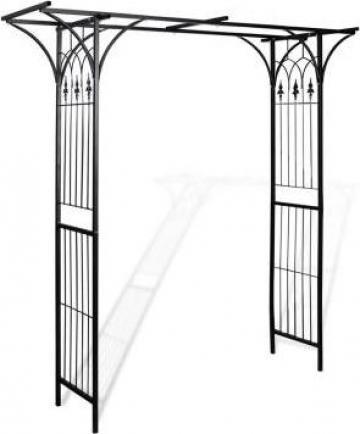 Pergola de gradina, 200 x 52 x 204 cm de la Vidaxl