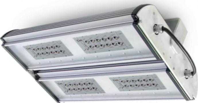 Proiector antiex pentru hale industriale, 48 leduri de la Electrofrane