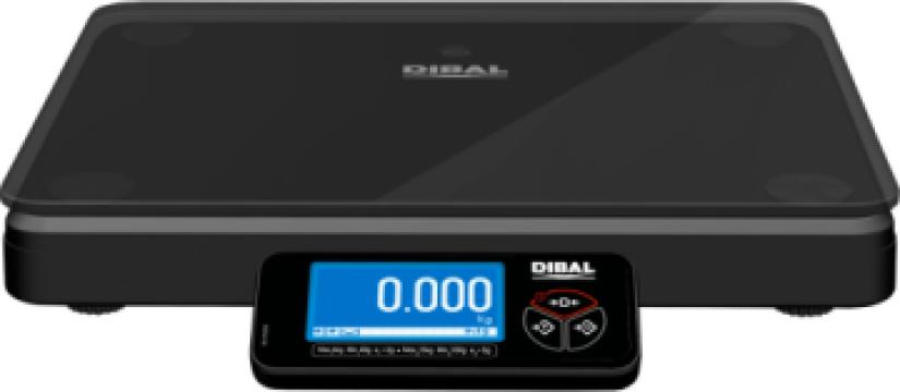 Cantar comercial cu un afisaj Dibal D-POS 15/30 kg