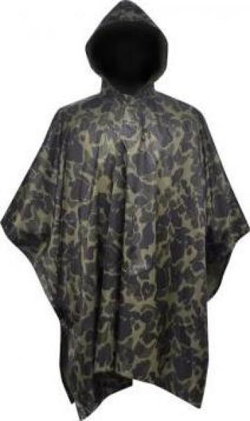 Pelerina de ploaie Army pentru camping/camuflaj de la Vidaxl