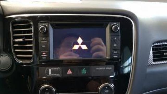 Navigatie Mitsubishi Outlander 2013- / ASX 2014- Android 9