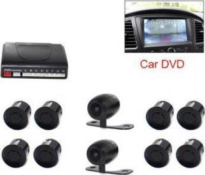 Senzori parcare fata-spate si camera fata-spate de la Caraudiomarket.ro - Accesorii Auto Dedicate