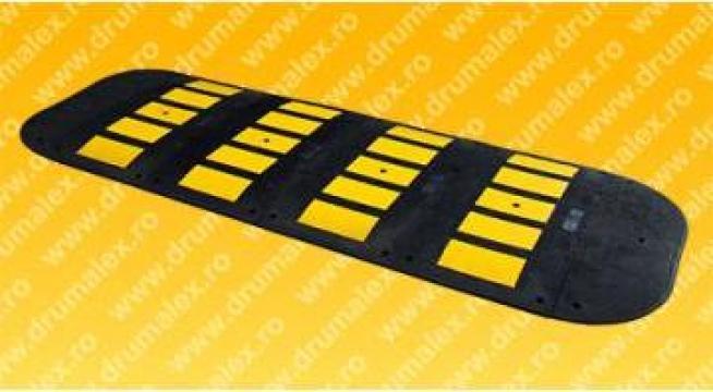 Limitatoare de viteza - praguri din cauciuc de la S.c. Drumalex S.r.l.
