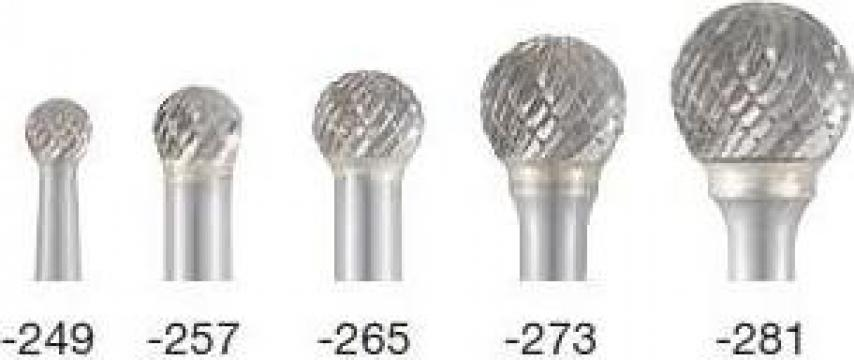 Freza rotativa din carbura 0460-249 de la Nascom Invest