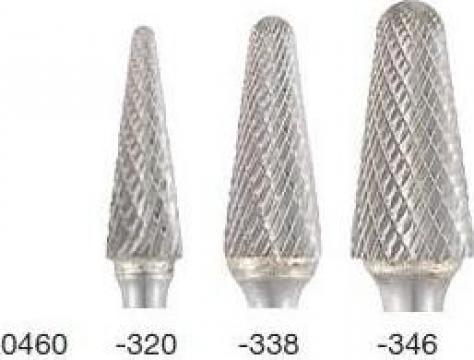 Freza rotativa din carbura 0460-320 de la Nascom Invest