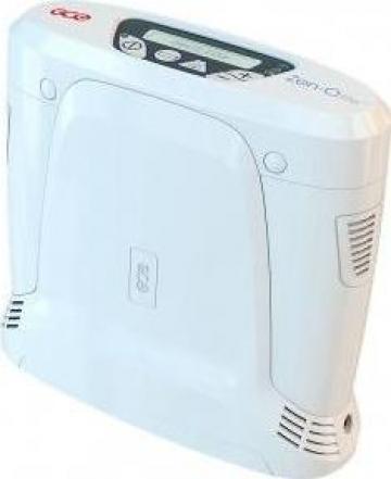 Concentrator de oxigen portabil Zen O Lite, producator UK de la Sc Roambra Company Srl