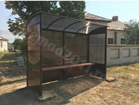 Statie de autobuz SDAM06 de la Ralmetal Remad Srl
