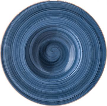 Farfurie pentru paste din portelan Bonna colectia Dusk 28cm de la Basarom Com