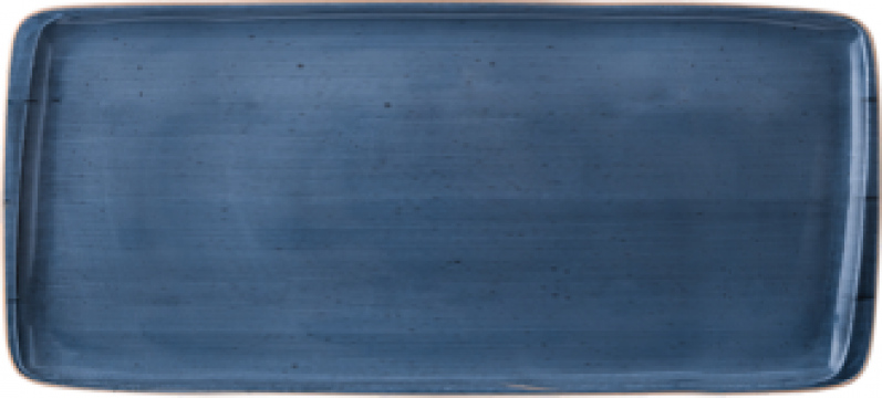 Platou dreptunghiular din portelan Bonna colectia Dusk de la Basarom Com