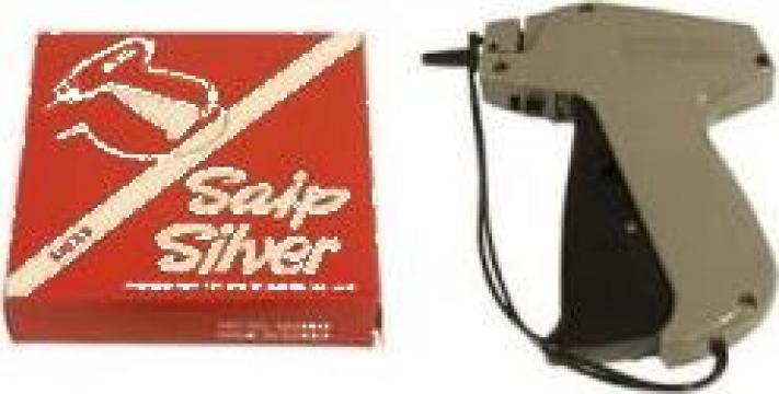 Pistol ace extra fine Saip Silver pentru micro pinuri de la Sercotex International Srl