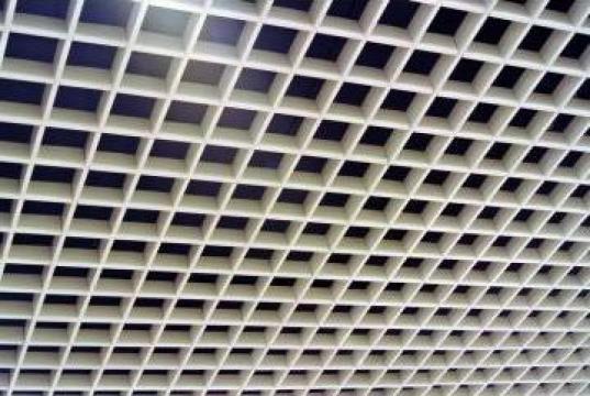 Tavan din aluminiu grila- Grillato de la Tavane Cesal