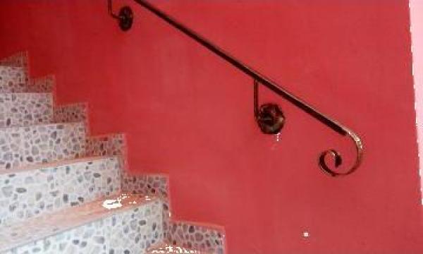 Mana curenta balustrada de la Forjart Srl