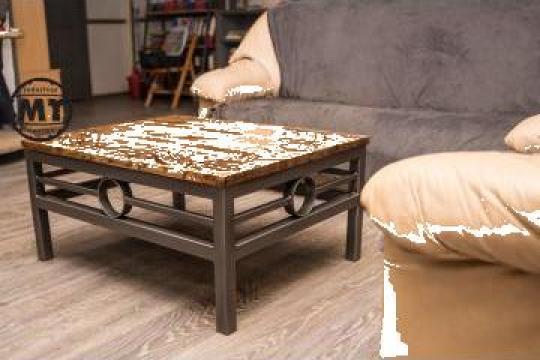 Masa pentru cafea cu design unicat