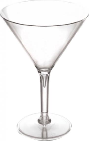 Pahar martini Raki policarbonat 280ml