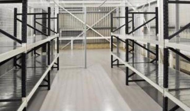 Rafturi Longspan pentru depozitare bunuri de mare lungime