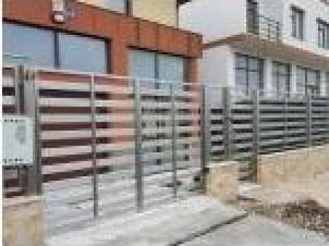 Garduri, porti inox de la Inomet Design Srl