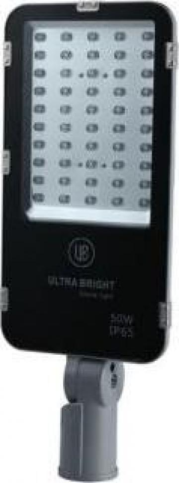 Lampa multi LED iluminat stradal 50W IP65 de la Electrofrane
