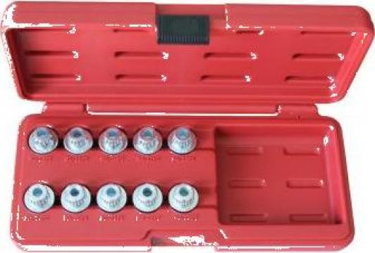 Trusa cu chei speciale pentru suruburi antifurt BMW (10buc.) de la Zimber Tools