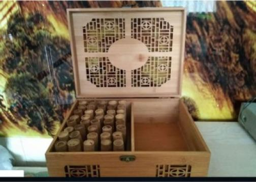 Ventuze bambus set (V16) de la Neng Tcm Srl