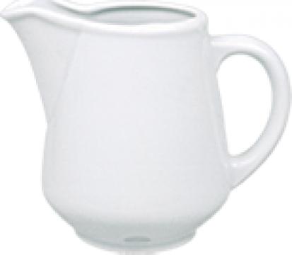 Cana pentru lapte 100cc din portelan colectia Delta de la Basarom Com