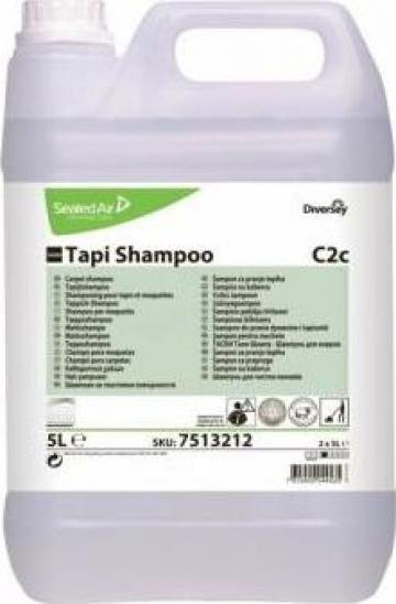 Sampon pentru covoare, tapiterii si mochete - Tapi Shampoo de la Best Distribution Srl