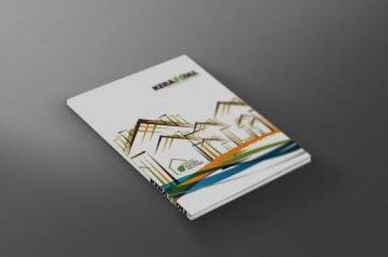 Brosuri, cataloage, reviste de la Maxim Media Advertising & Events Group