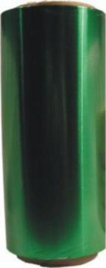 Folie alimentara aluminiu verde 12cm x 50m de la Cristian Food Industry Srl.