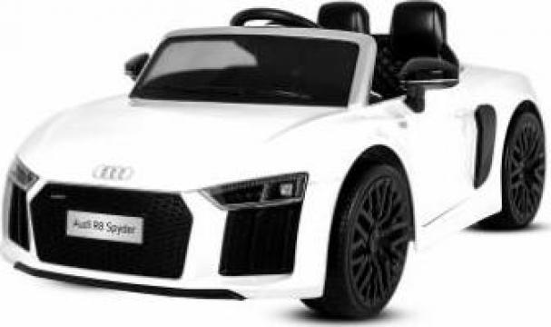 Jucarie masinuta electrica Audi R8 Spyder 2x 35W 2X6V (12V)
