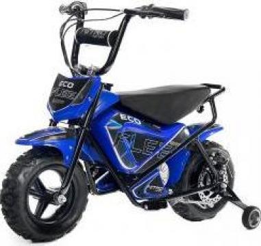 Jucarie motocicleta electrica copii Nitro Eco Flee 250W