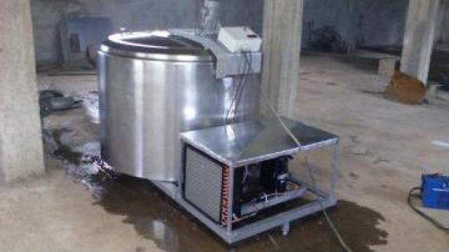 Tancuri racire lapte de la Broni Impex