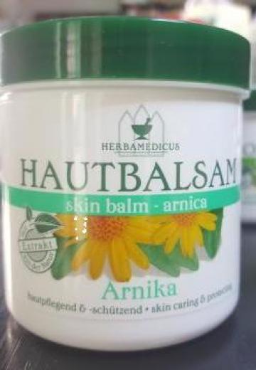 Balsam cu extract de Arnica Herbamedicus - 250ml