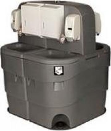 Lavoare mobile de la SC Toalete Ecologice SRL