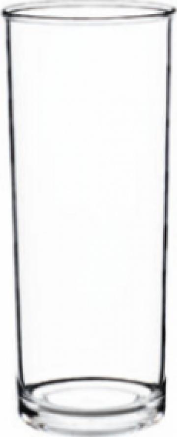 Pahar pentru bauturi reci acril 300ml de la Basarom Com
