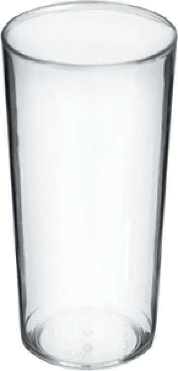 Pahar policarbonat 225ml Premium