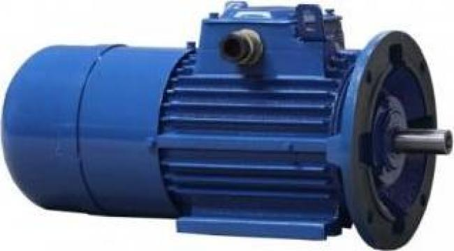 Motor electric cu frana 180M-4 18.5 kW 1500 rpm de la Global Electric Tools SRL