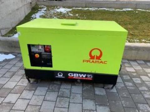 Generator de curent trifazic Pramac GBW 15 diesel de la Good Style Srl