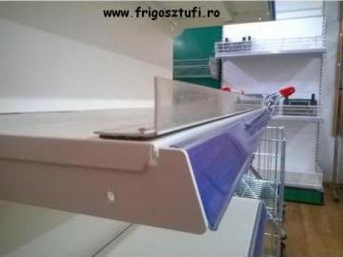 Opritor magnetic rafturi metalice cu profil divizare de la Sztufi Serv Srl