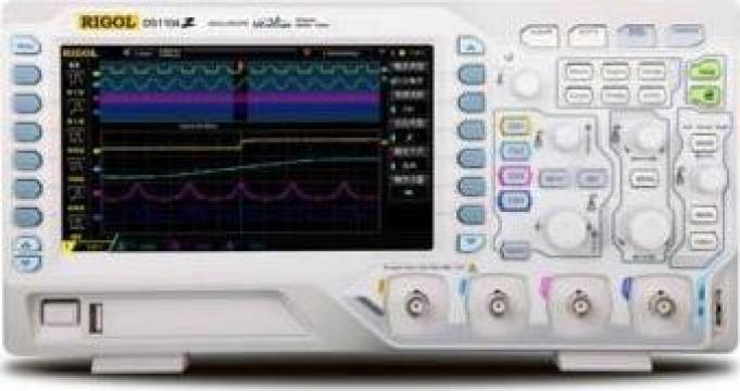Osciloscop digital DS1054Z de la Age Sys Srl