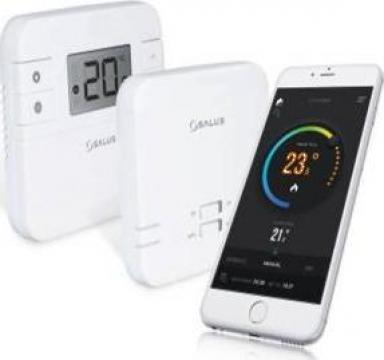 Termostat ambiental programabil cu radio comanda Salus RT510