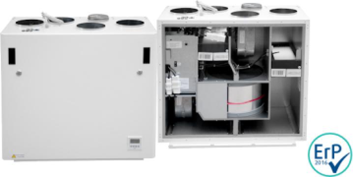 Unitate de ventilatie Ensy AHU 400 - Certificare case pasive de la HausEnergy Srl