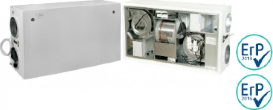 Unitate de ventilatie Ensy AHU 400 HH/HV de la HausEnergy Srl