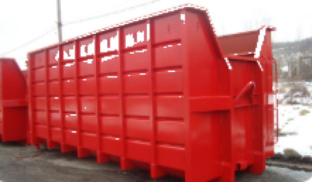 Container MBT - Abroll deschis de la Ad Stil Equipments Srl
