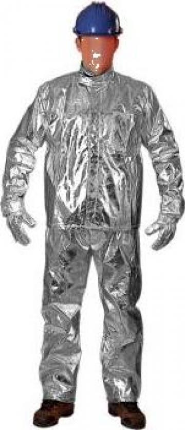 Salopeta ignifuga, aluminizata