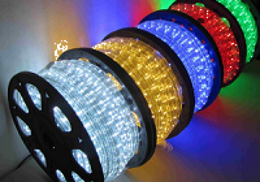 Tub luminos 45 m / rola de la Electrofrane